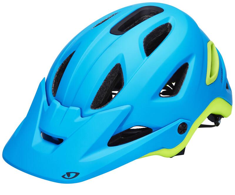Giro Montaro MIPS Sykkelhjelmer Herre Blå 51-55 cm 2018 MTB-hjelmer