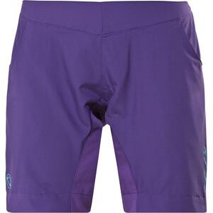 Endura Trekkit pyöräilyhousut Naiset, violetti violetti