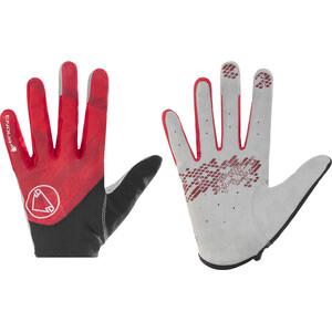 Endura Hummvee Lite Handschuhe red red