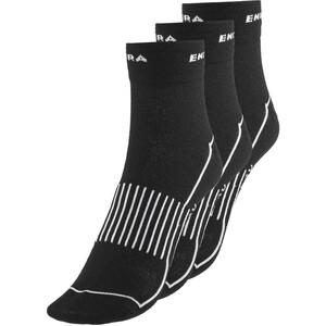 Endura Coolmax Race II Socken TriplePack black black