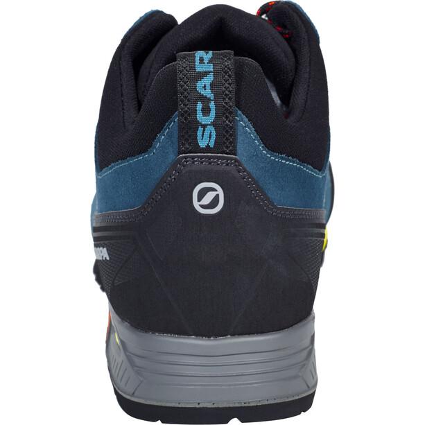 Scarpa Zodiac Schuhe petrol/schwarz