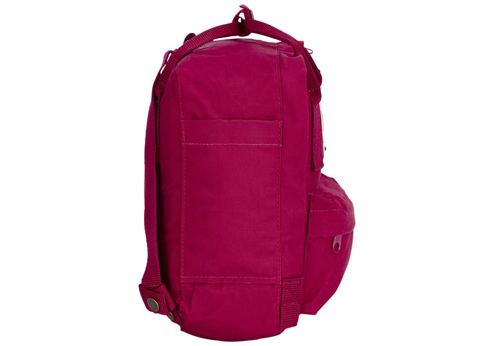 fj llr ven kanken mini backpack plum g nstig kaufen bei. Black Bedroom Furniture Sets. Home Design Ideas