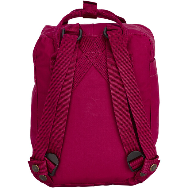 Fjällräven Kånken Mini Backpack Barn plum