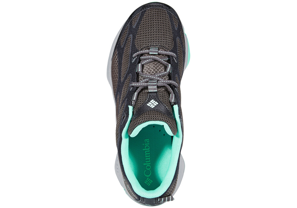 columbia conspiracy iv chaussures femme outdry gris turquoise sur. Black Bedroom Furniture Sets. Home Design Ideas