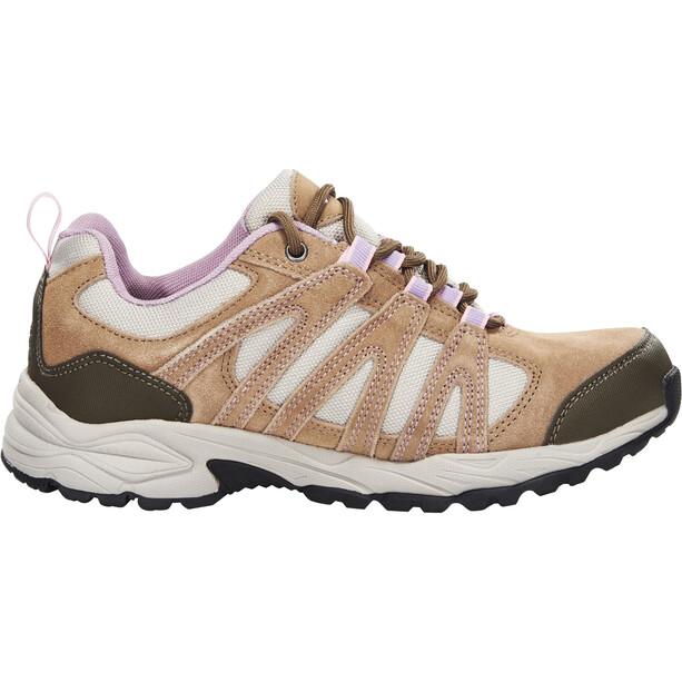 Hi-Tec Alto II Low WP Schuhe Damen light taupe/grey/horizone
