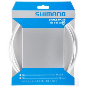Shimano SM-BH90-SBS Bremsschlauch weiß weiß