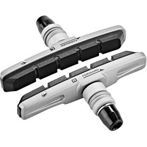 Shimano S70C Bremsschuhe Cartridge für BR-T670 silber silber