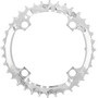 Shimano Deore FC-M510 Chainring 104mm, argent