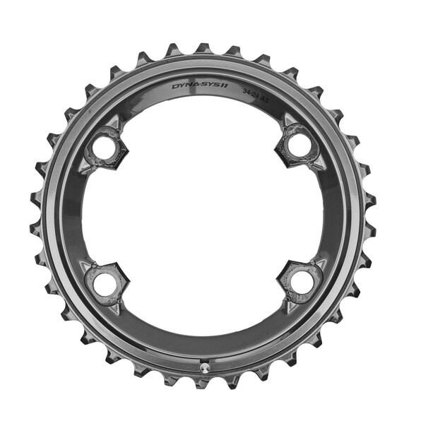 Shimano XTR FC-M9000/M9020 Chainring 2-speed 96mm