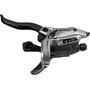 Shimano Alivio ST-M4050 Leviers de frein / de vitesse 3 vitesses 2 doigts roue avant, noir