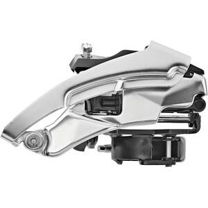 Shimano Altus FD-M310 Forskifter 3x7/8-fach Dual-Pull forskifter, sort/sølv sort/sølv