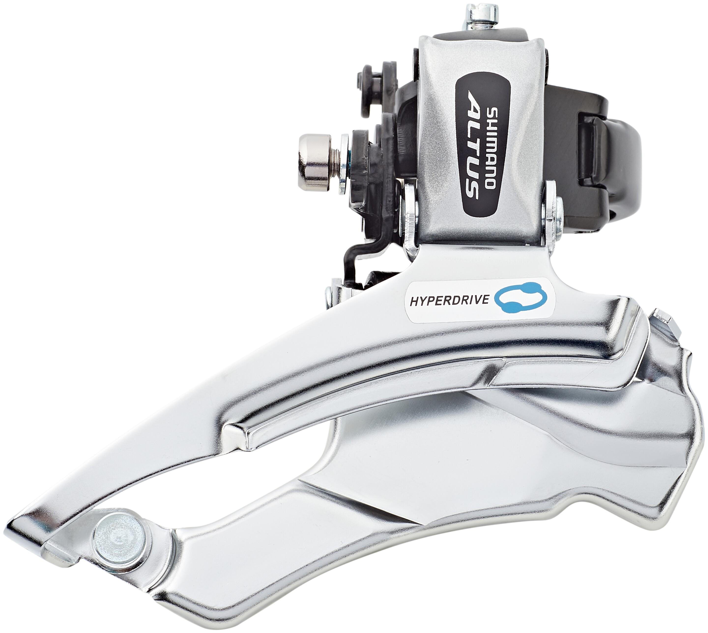 Shimano Fahrrad Umwerfer Altus FD-M2000 3x9-fach Down Swing Duall Pull MTB