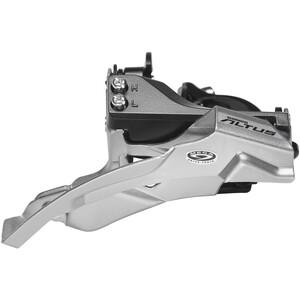 Shimano Altus FD-M370 Etuvaihtaja 3x9-vaihteinen, Dual-Pull, musta/hopea musta/hopea