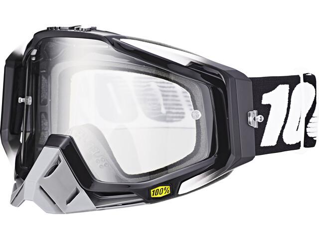 100 racecraft anti fog clear masque noir boutique de v los en ligne. Black Bedroom Furniture Sets. Home Design Ideas