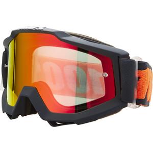 100% Accuri Anti Fog Mirror Goggles gunmetal gunmetal