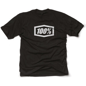 100% Essential T-Shirt black black