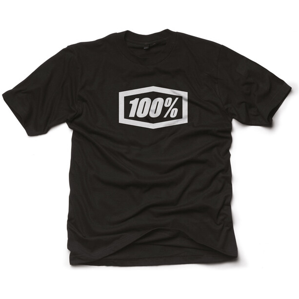 100% Essential T-Shirt black