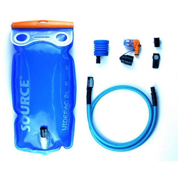 SOURCE Ultimate Trinksystem 2 L blau
