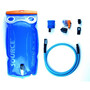 SOURCE Ultimate Hydration System 3l, transparent-blue