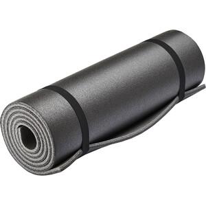 CAMPZ Isomatte Zweilagig 180x50cm schwarz schwarz