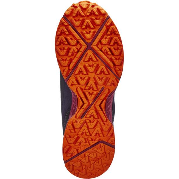 Haglöfs Gram Comp II Schuhe Damen acai berry/volcanic