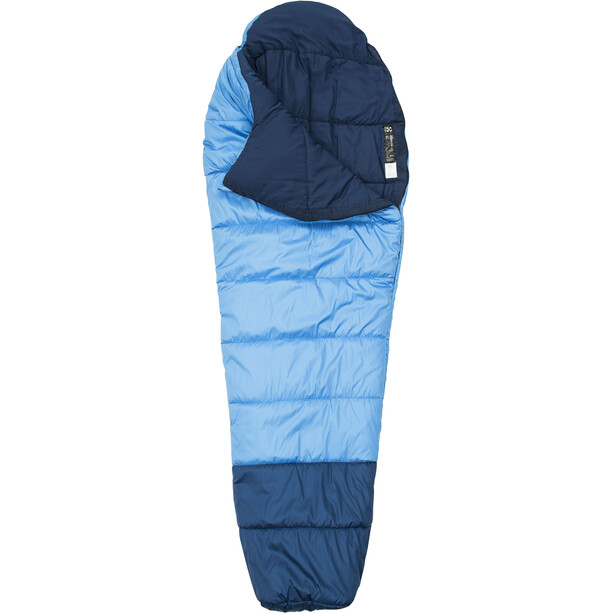 Haglöfs Moonlite -1 Schlafsack 190 cm aero blue/hurricane