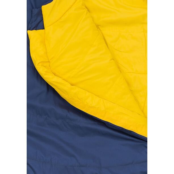 Haglöfs Tarius +1 Schlafsack 175 cm hurricane blue