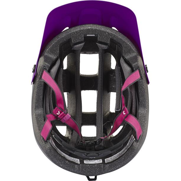 Liv Infinita Helm Damen black/purple