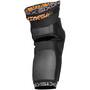 SixSixOne Rage Hard Knieprotektoren black