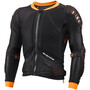 SixSixOne EVO Compression Jacke Langarm black