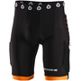 SixSixOne EVO Compression Shorts inkl. Sitzpolster black