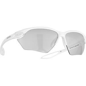 Alpina Twist Four S VL+ Brille weiß weiß