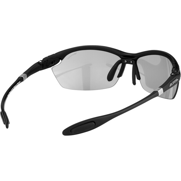 Alpina Twist Three 2.0 VL Brille schwarz