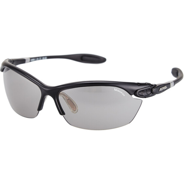 Alpina Twist Three 2.0 VL Glasses black matt