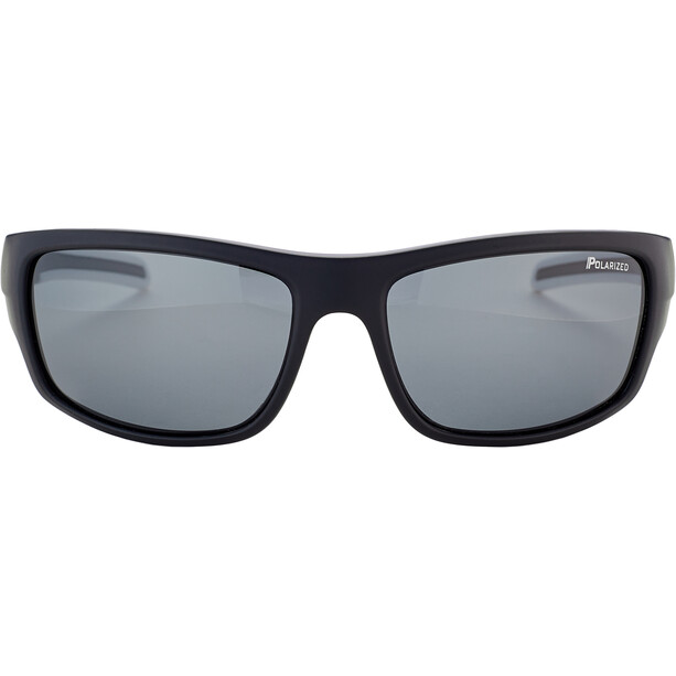 Alpina Testido P Brille black matt-white