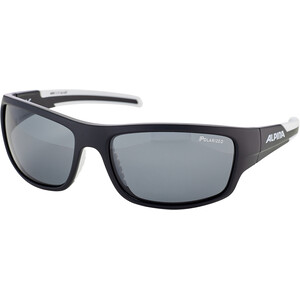 Alpina Testido P Brille black matt-white black matt-white
