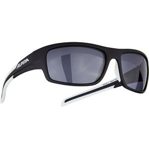 Alpina Testido P Glasses black matt-white black matt-white