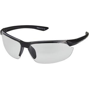 Alpina Draff Brille black matt/clear black matt/clear