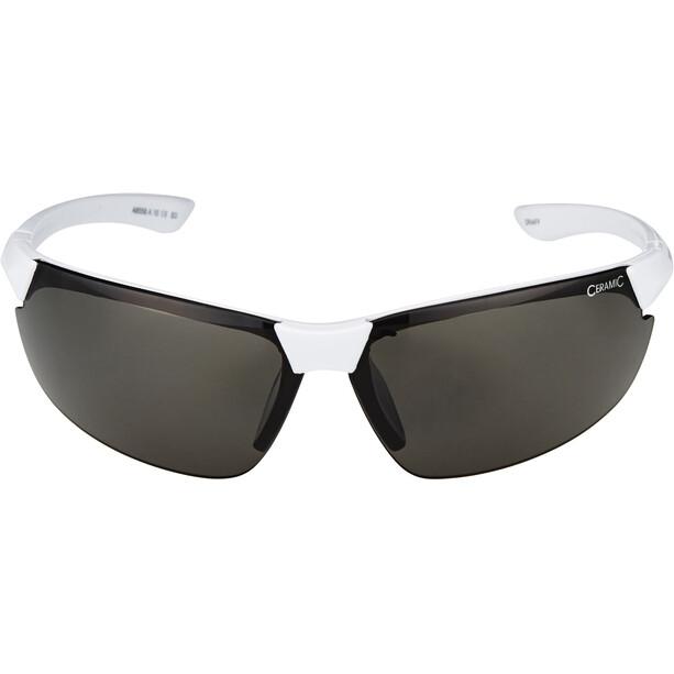 Alpina Draff Glasses white/black