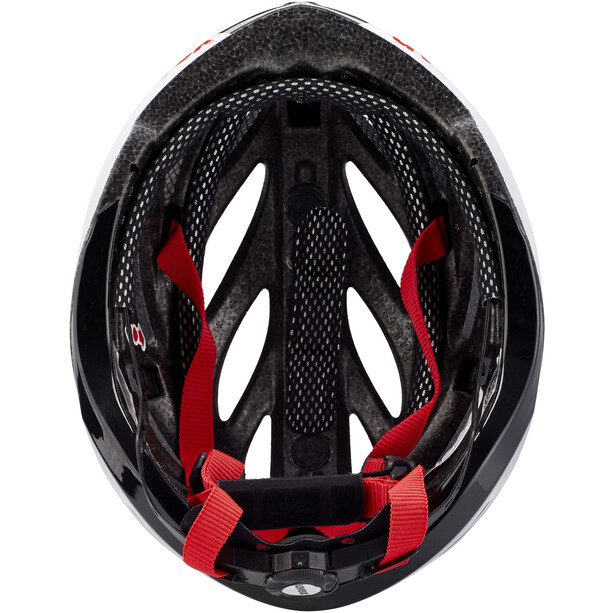 UVEX Boss Race LTD Helm white-black