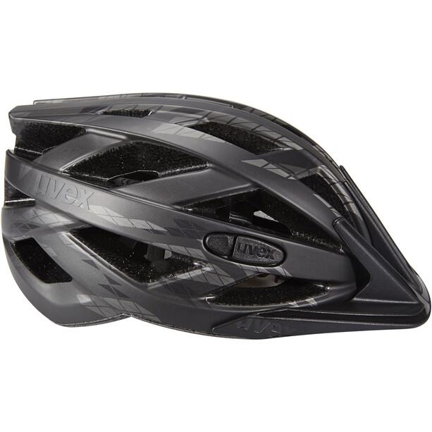 UVEX I-VO CC Helm black/smoke mat