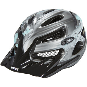 UVEX onyx Helmet Dam dark silver-light blue dark silver-light blue