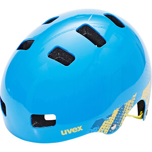 UVEX Kid 3 Helmet Barn blackout blue blackout blue