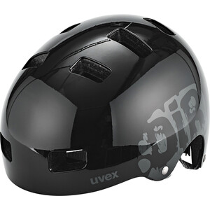 UVEX Kid 3 Helmet Barn dirtbike black dirtbike black