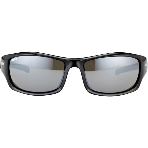 UVEX Sportstyle 211 Briller, sort