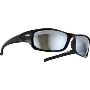 UVEX Sportstyle 211 Briller, sort sort