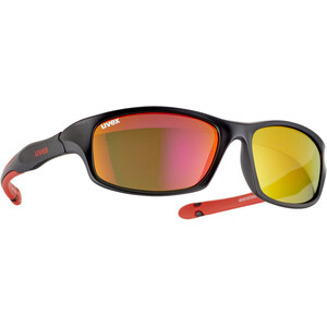 UVEX Sportstyle 507 Glasses Kids, zwart zwart