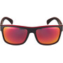UVEX LGL 21 Brille black/mat red/red