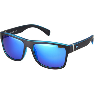 UVEX LGL 21 Brille black mat blue/blue black mat blue/blue