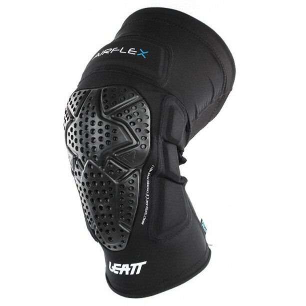 Leatt 3DF AirFlex Pro Knee Guards black